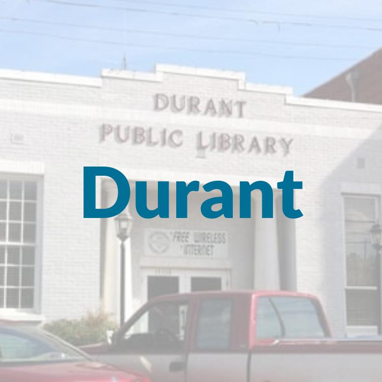 Durant Public Library